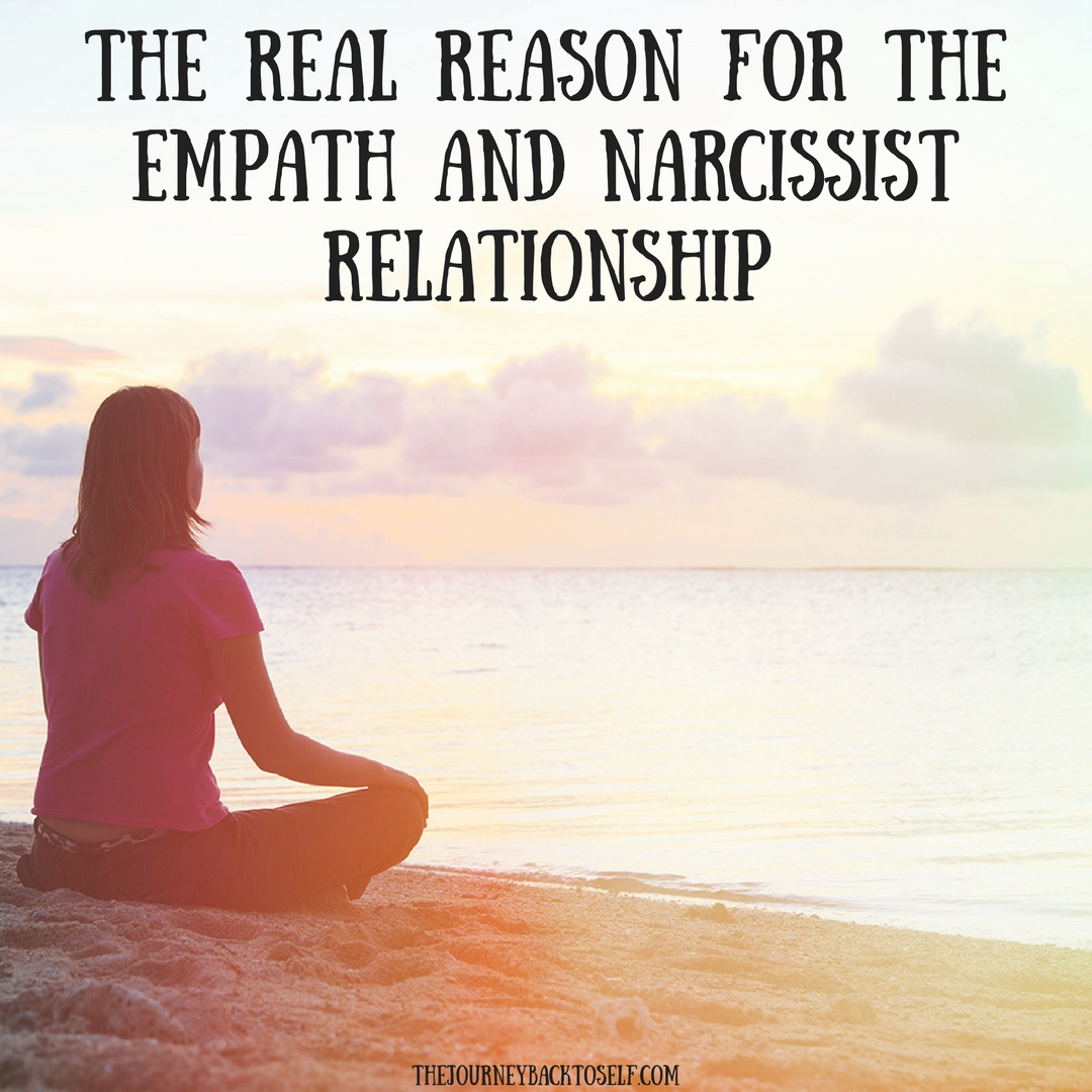 The Real Reason For The Empath And Narcissist Relationship | The